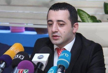 """Aqil Acalov: """"İdmançılar qanvermə aksiyalarında aktiv iştirak edəcəklər"""""""