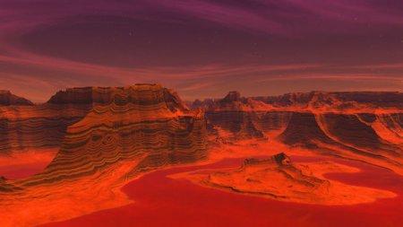 Marsda nəhəng həyat zonası tapdılar