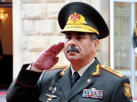 Zakir Həsənov ordu rəhbərliyini topladı