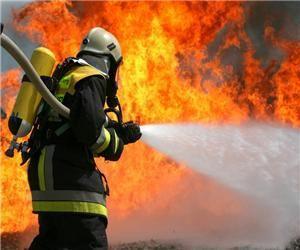Antalyada yanğın: 4 ulduzlu otel yandı