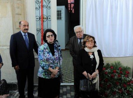 Bakıda Qara Qarayevin ev muzeyi açıldı