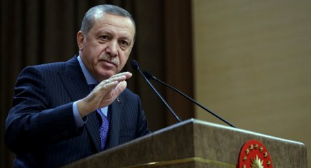 Ərdoğan: Türkiyə BVF kreditlərindən imtina edib