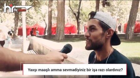 Bakı sakinlərinin son 3 ildə əmək haqqıları nə qədər artırılıb?