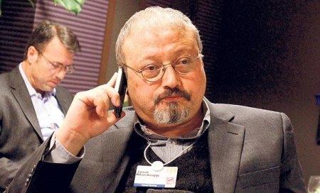 Jurnalistin konsulluqda işgəncə ilə öldürülüb mişarla doğranmasının səs yazısı