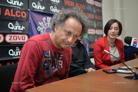 Yerevanda Rus Dram Teatrını bağlayırlar