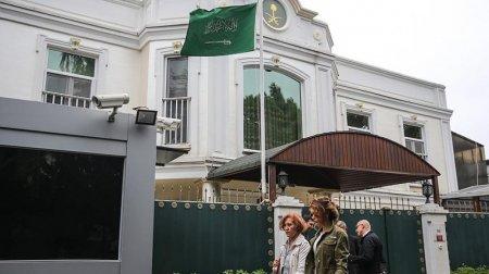 Səudiyyə Ərəbistanının İstanbuldakı baş konsulunun iqamətgahında axtarış başladı