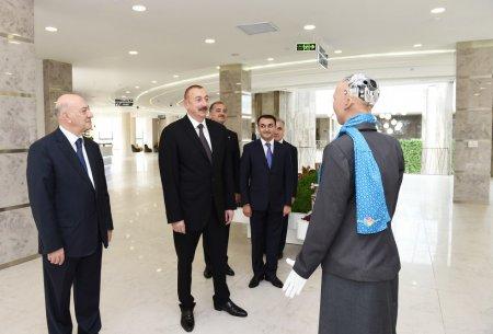 """""""Təşəkkür edirəm, cənab Prezident! Hava limanına enən kimi mənə ASAN viza verildi..."""""""
