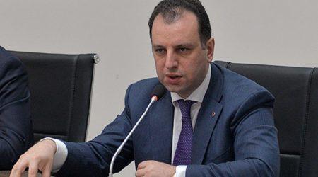 """Vigen Sarkisyan: """" Qarabağ məsələsində güzəştə getməyəcəyik"""""""