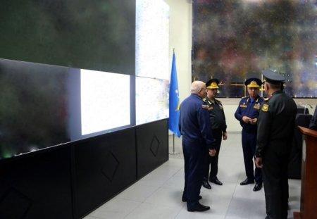 Azərbaycan Ordusunun Hərbi Hava Qüvvələrinin yeni hərbi hissəsi istifadəyə verilib