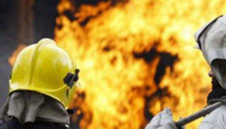 Bakıda kafe yandı, 3 nəfər tüstüdən boğularaq öldü