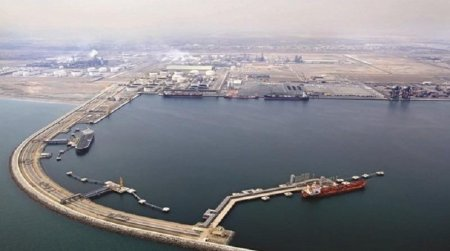 İranda limanlardan biri sanksiya siyahısından çıxarıldı