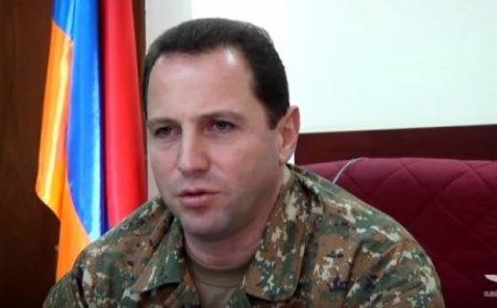Ermənistanın müdafiə naziri Mədət Quliyevə cavab verir