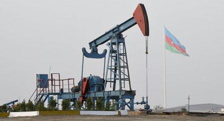 Ötən ay Azərbaycanda gündəlik neft hasilatı 783 min barrel olub