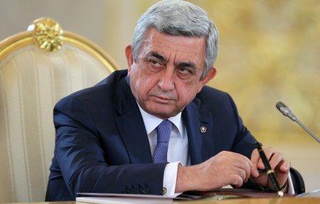 Serj Sərkisyan üzə çıxdı, hədələdi