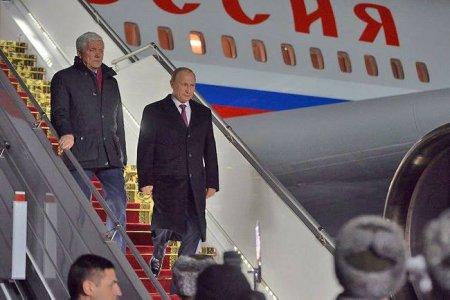 Kreml Putinin İstanbul səfərinin detallarını açıqladı
