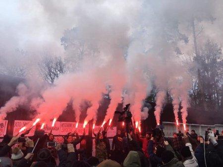 Kiyevdə erməni nazirin həbsi tələb edildi