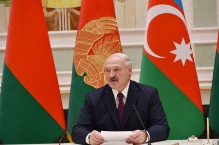 Aleksandr Lukaşenko: Azərbaycan məhsullarına çox böyük tələbat var