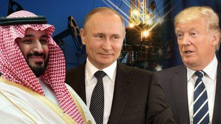 """""""Bloomberg"""": Dünyada neftin qiymətlərinə üç nəfər nəzarət edir"""