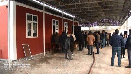 Kürdəmirdə yaşayış evi yandı, ev sahibəsi həlak oldu