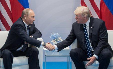 Tramp Putinlə görüşdən imtina etdi