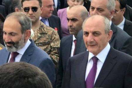 """Qarabağ separatçıları da """"seçki şousu"""