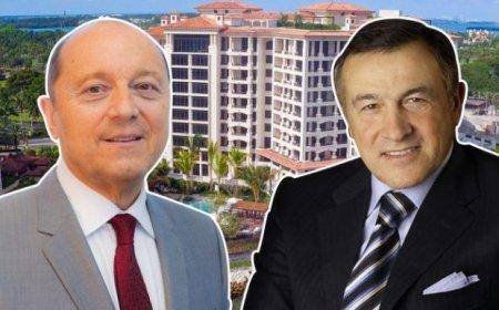 Azərbaycanlı oliqarx milyonerlər adasındakı evini satdı