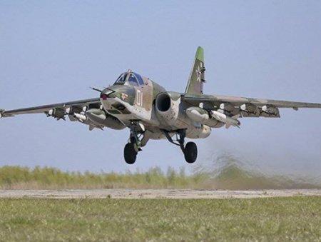 Ermənistanda yoxa çıxmış Su-25 təyyarəsi yarğanda tapıldı, pilotlar ölüb