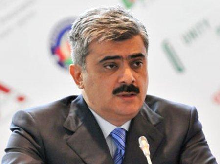 """Samir Şərifov: """"Azərbaycan qeyri-neft ixracının artmasında maraqlıdır"""""""