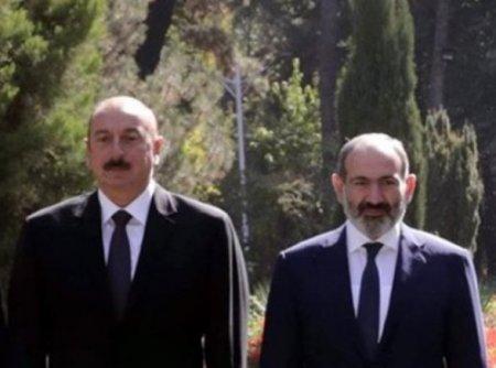 """Paşinyan: """"İlham Əliyevlə razılığa gəlmədik"""""""