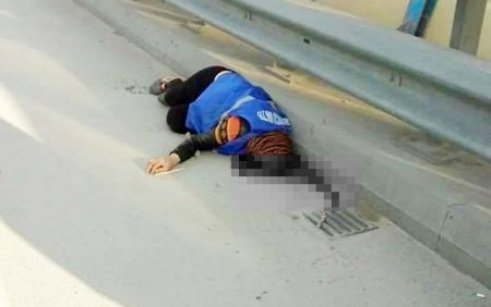 Bakıda daha bir süpürgəçinin faciəli ölümü- Almaxanım növbəti qurbandır...
