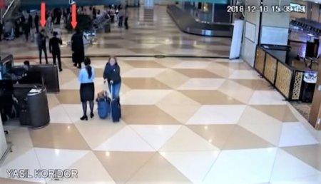 Bakı aeroportunda ər və arvadın ağlasığmaz macəraları