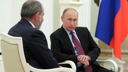 Putin Paşinyanı niyə təbrik etmədi?- Zaxarova