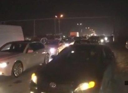 Ermənistanda etirazçılar hava limanına gedən yolu kəsdilər