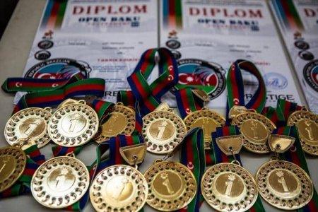 """Braziliya ciu-citsusu üzrə """"Baku Open"""" turniri keçirilib"""