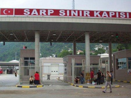 Gürcüstan-Türkiyə sərhəd keçid məntəqəsi bağlanacaq