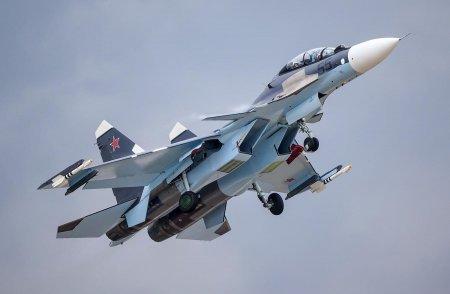 Rusiya Ermənistana Su-30SM qırıcıları satır