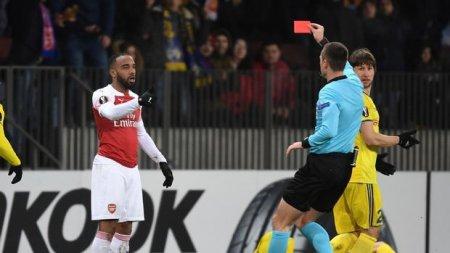 "BATE ""Arsenal""ı uddu, ""Qalatasaray"" İstanbulda uduzdu"