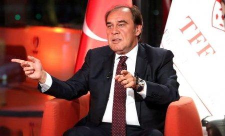 Türkiyə Futbol Federasiyasında gözlənilməz istefa