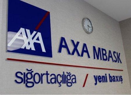 """Fransanın """"AXA"""" sığorta qrupu Azərbaycan bazarını tərk edir"""