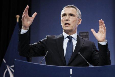 NATO-nun baş katibi Bakı-Tbilisi-Qars layihəsinin əhəmiyyəti haqda