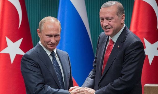 Putin-Ərdoğan görüşündə İdliblə bağlı razılaşma əldə olundu