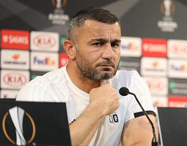 Qurban Qurbanov futbolçusunu cəzalandırdı