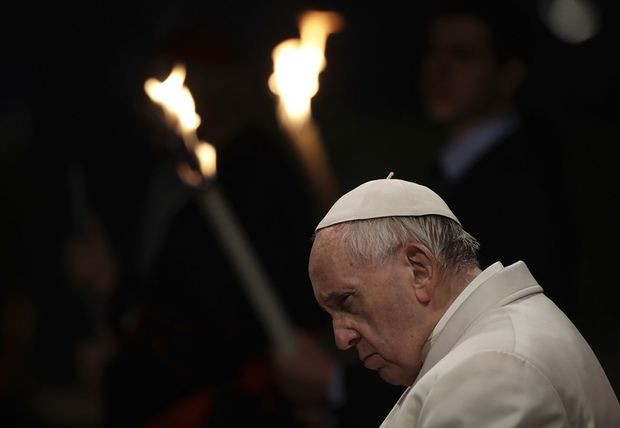 Roma Papası Yeni Zelandiyada məscidlərə hücumdan danışdı
