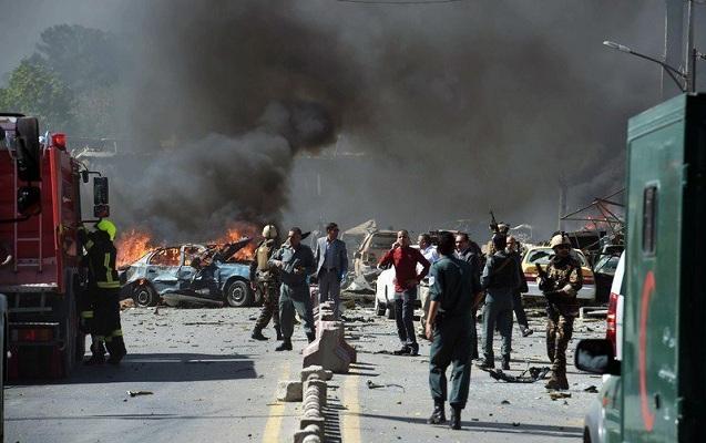 Əfqanıstanda ölü sayı artdı - 36 ölü, 126 yaralı